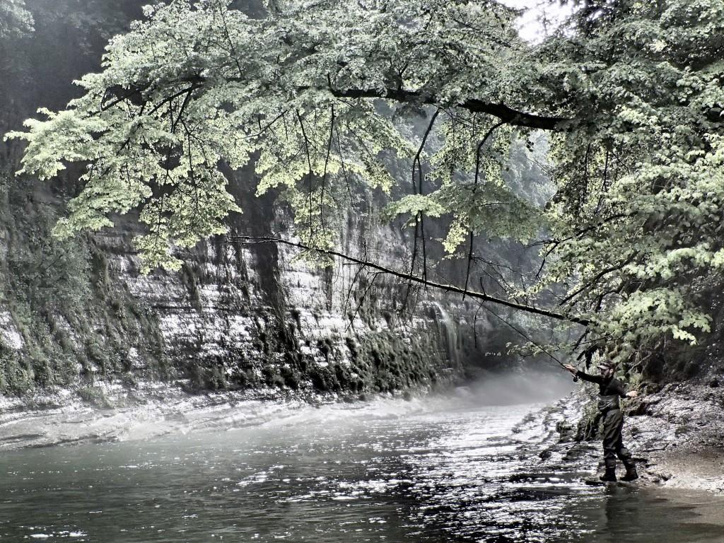 savoie guidage guide de pêche en Savoie