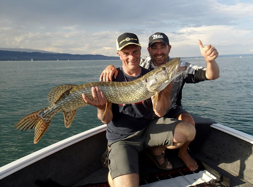 Savoieguidage pêche du brochet