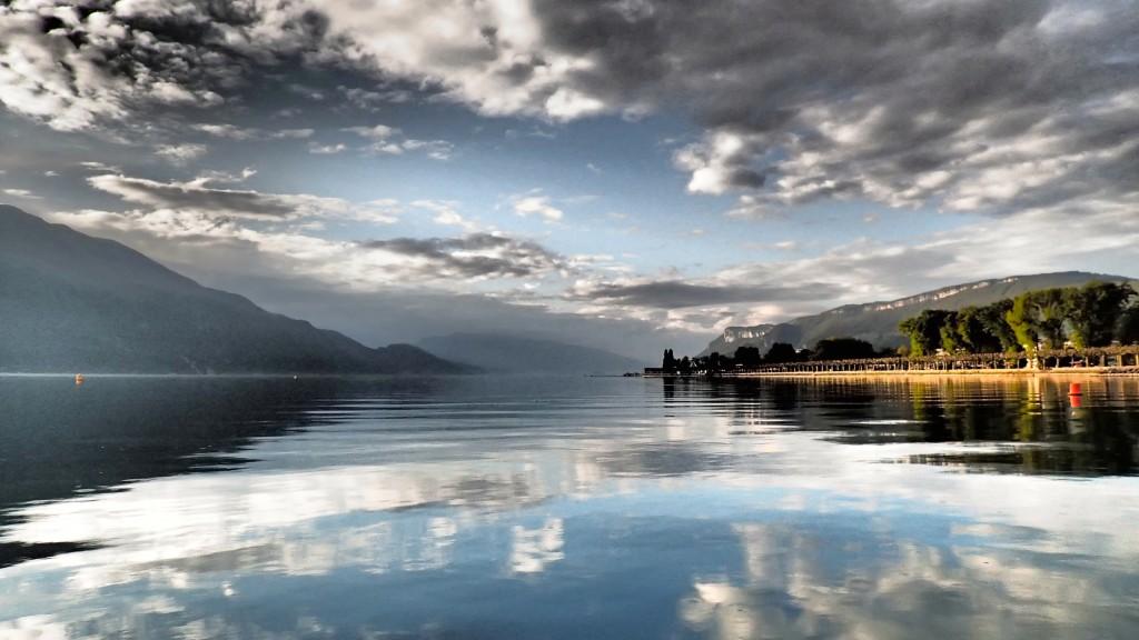 stage pêche enfants ados lac du Bourget, lac d'Annecy