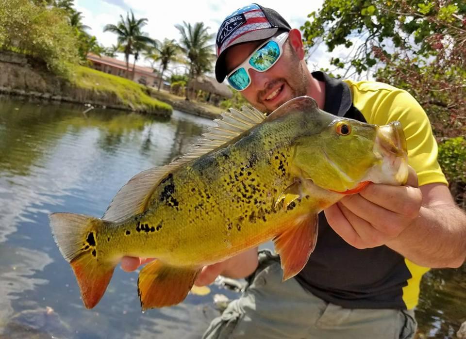 pêche en Floride avec jimmy maistrello