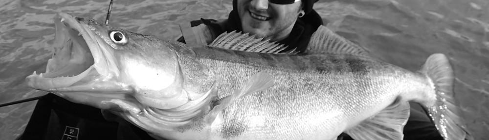pêche du sandre avec Jimmy Maistrello